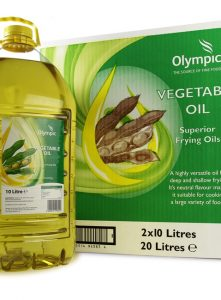 Olympic Vegtable Oil_Cater Oils