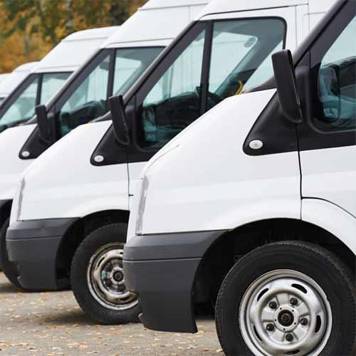 Cater Oils Vans
