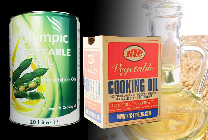 Vegetable Cooking Oil Suppliers