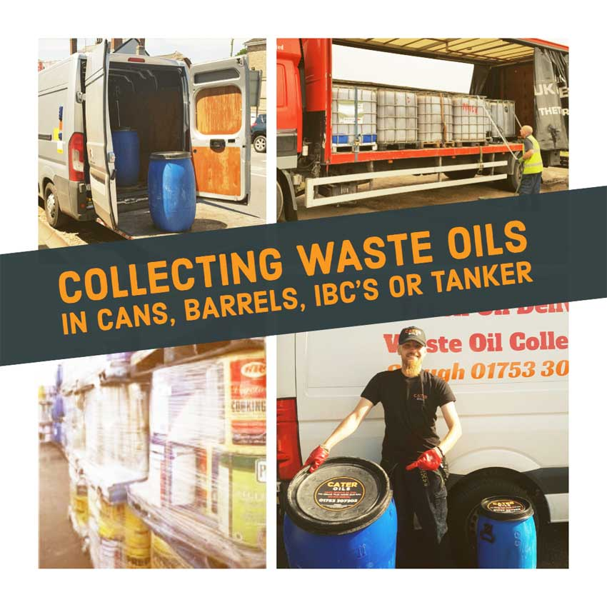 Waste Cooking Oil Collection Services