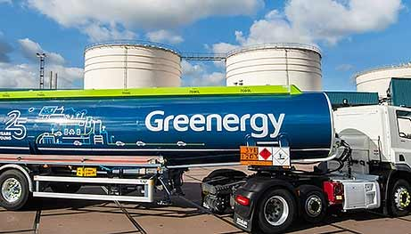 Waste Cooking Oil Collection Bio-diesel Tanker