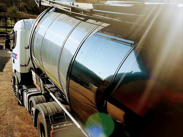 Bio-Diesel Waste Oil Collection Tanker