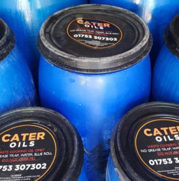 Oil Barrels Cater Oils