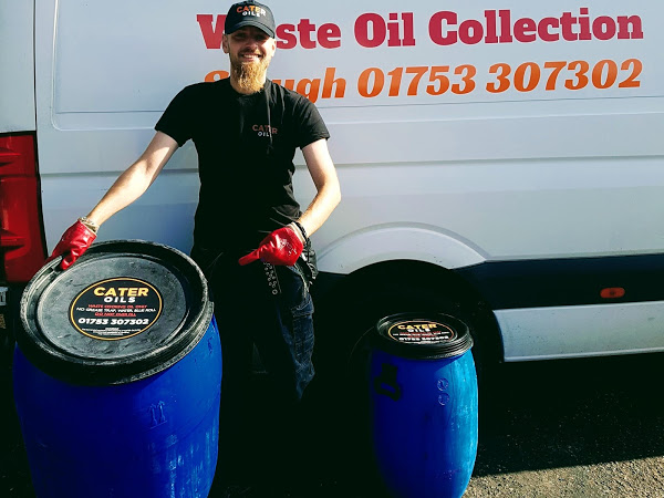 Waste Oil Collection Service - Cater Oils